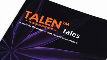 Corporate Design Cellectis – TALEN Logo