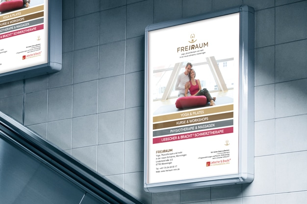Freiraum Corporate Design