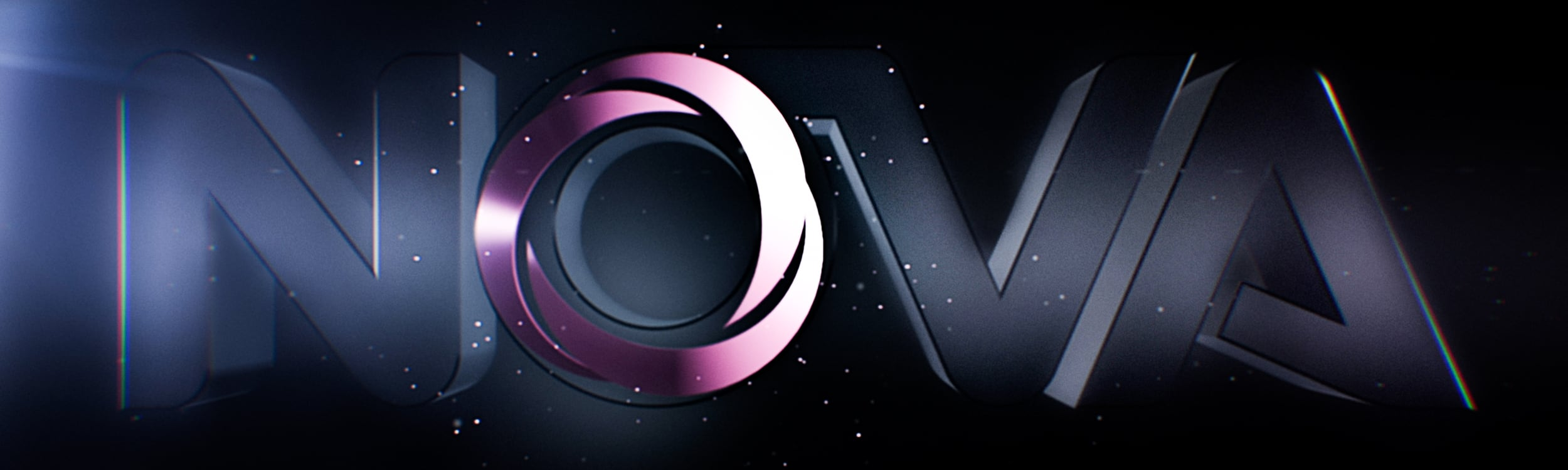 On Air Design – Logoanimation Nova TV