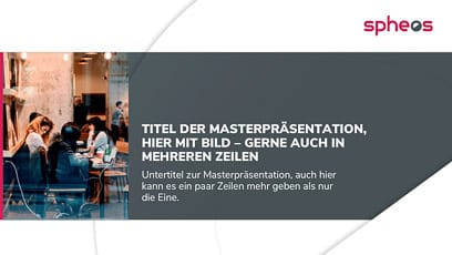Corporate Design – Powerpoint Vorlage